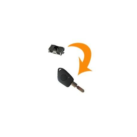 2 X Switch clé Peugeot 406