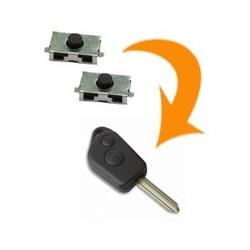 2 X Switch clé Citroën Xsara Picasso