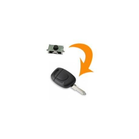 1 X Switch clé Clio, Twingo, Megane