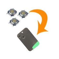 3 X Switch carte de démarrage Laguna 2, Espace IV et Vel Satis