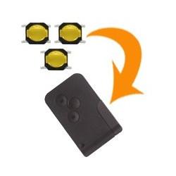 3 X Switch clé carte démarrage