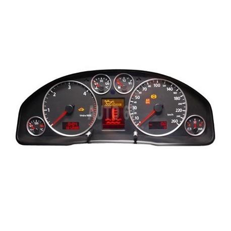 Réparation compteur Audi A4 / S4 / A6 / S6