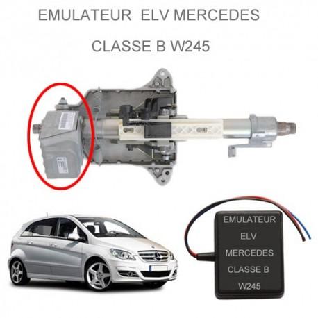 Emulateur ELV Mercedes classe B W245