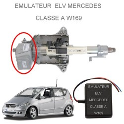 Emulateur ELV Mercedes classe A W169