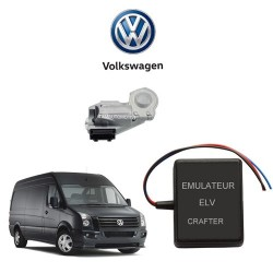 Emulateur universel pour ELV de Volkswagen crafter