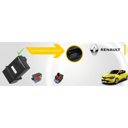 Emulateur verrou de colonne Renault Captur