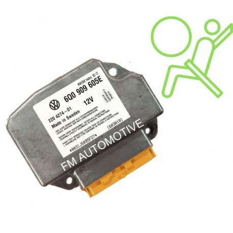 Réparation calculateur airbag VW 6Q0909605E