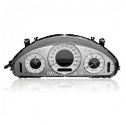 Réparation compteur Mercedes CLK W209 (Panne totale)