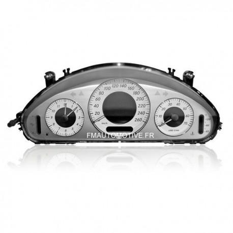 Réparation compteur Mercedes classe E W211