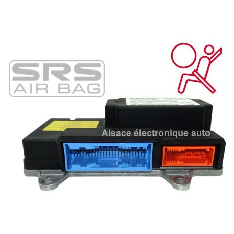 Réparation calculateur airbag Volvo 30795181
