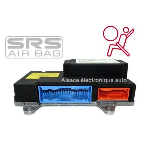 Réparation calculateur airbag Volvo 30724045