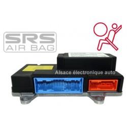 Réparation calculateur airbag Volvo 30724652