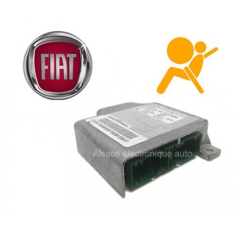 Réparation calculateur airbag Fiat Ducato 01370978080