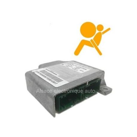 Réparation calculateur airbag Fiat Peugeot Citroen 01375110080