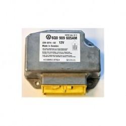 Réparation calculateur airbag VW 6Q0909605AM