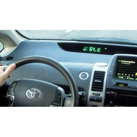 Réparation compteur Toyota Prius