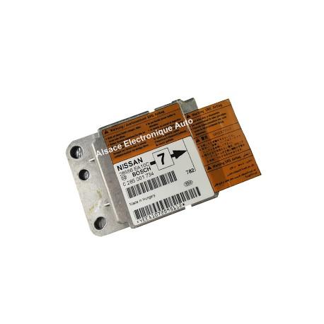 Réparation calculateur airbag Nissan Terrano 2