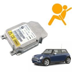Réparation calculateur airbag MINI 6577-6915886 0285001430