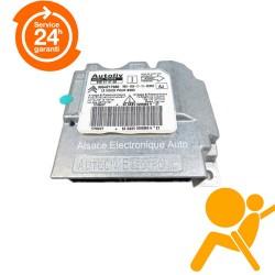 Réparation calculateur airbag Citroen C4 Picasso 606474700 - 9664217980