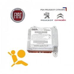Réparation calculateur airbag B0100 airbag Fiat Fiorino
