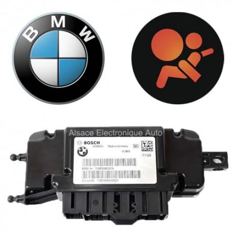 Réparation calculateur airbag BMW F87 930ABD