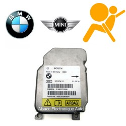 Réparation calculateur airbag MINI 0285001682 - 65.77-6962531
