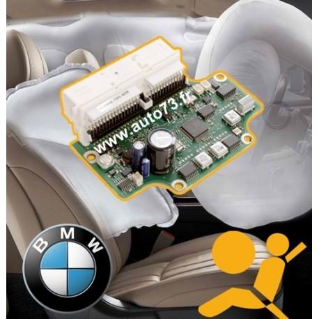 Réparation calculateur airbag BMW 65.77-6952993