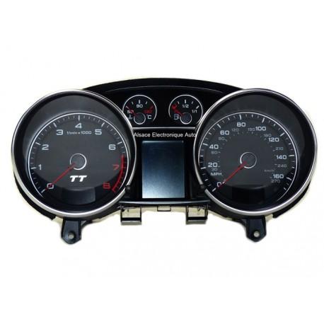 Réparation compteur Audi TT (8J)