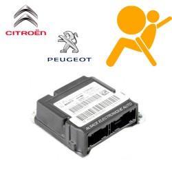 Réparation calculateur airbag Peugeot 207 9675068880