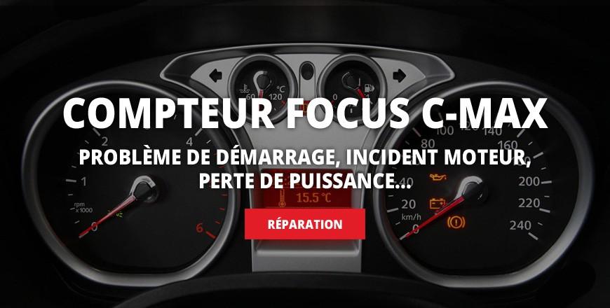 Réparation compteur Focus et C-Max de 2003-2010
