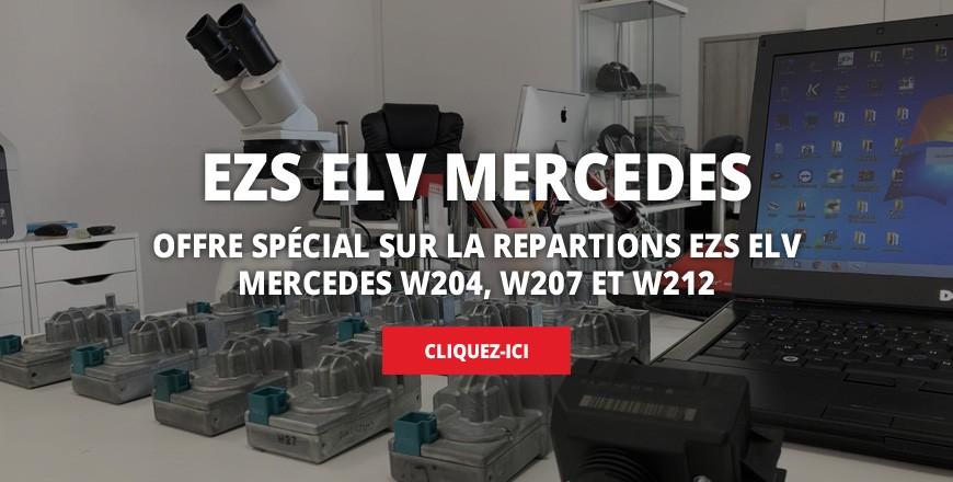 Réparation EZS Mercedes W204 W207 W212